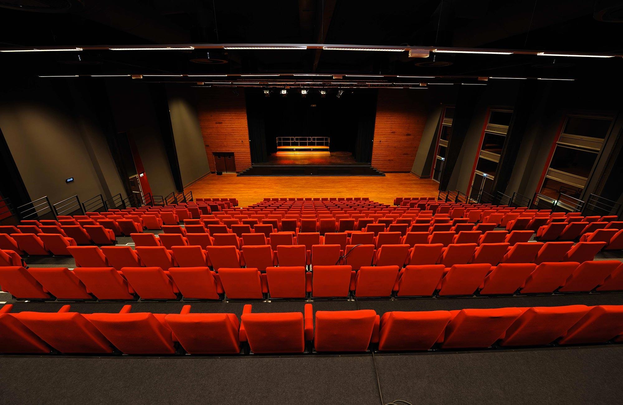 salle spectacle caen